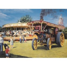 All the Fun of the Fair 500 piece puzzle