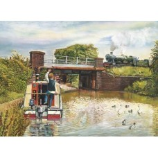 Canal Crossing 500 piece Puzzle