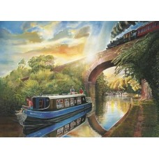 Canal Cruise 500 piece Puzzle